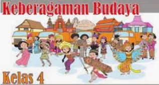 SOAL LATIHAN KERAGAMAN BUDAYA KELAS 4 SD